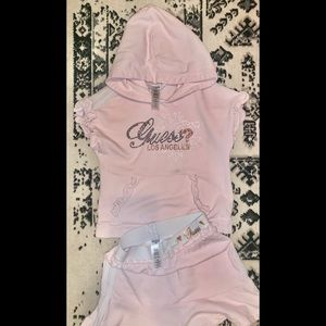 Guess Girls 2Piece Outfit Size 6x